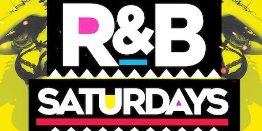 R&B Saturdays • The Ladies Favorite Night Out