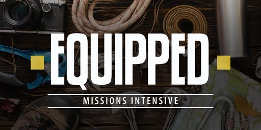 Missions Intensive: Principles For Great Commission Success