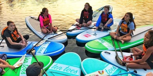 Dartmouth - Sponsored Standup Paddle Boarding Trip for Teen Girls (Free)