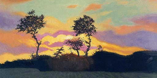 Paint Vallotton Afternoon!