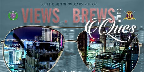 Views . Brews with the Ques tickets