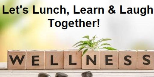 Let's Lunch, Learn & Laugh Together!  October Session