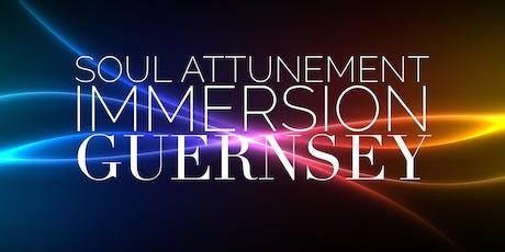 Soul Attunement Immersion - Guernsey tickets