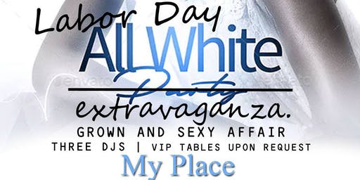 Last Grown And Sexy All White Affair Of The Year