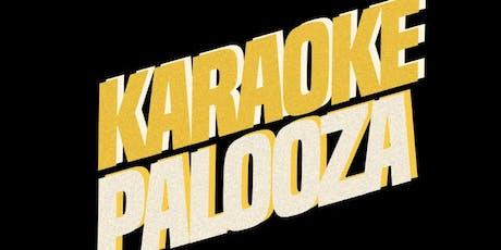 Karaoke-Palooza tickets