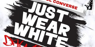 The Old School Converse Just Wear White Party with Darron Wheeler Entertainment