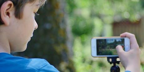 (Mo-Mi) Filmen mit dem Smartphone Tickets