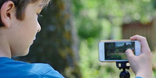 (Mo-Mi) Filmen mit dem Smartphone