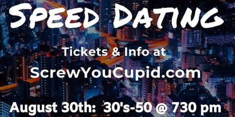 Vegas Speed Dating tickets