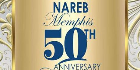 NAREB Memphis 50th Anniversary Celebration tickets