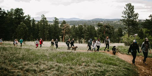 AUGUST Goals Hike with Jacki Carr X ROONEY BLOOM