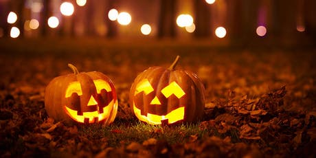 Three's A Crowd Halloween improv show tickets