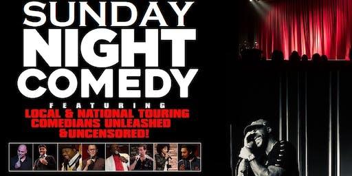Sunday Night Comedy @ Oak Lounge