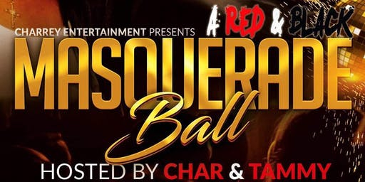 Red & Black Masquerade Ball