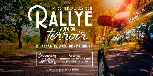 Rallye auto du Terroir