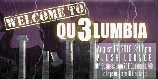 Welcome to Qu3lumbia