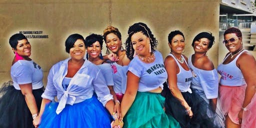 Dallas Brunchin Babes  Present I Am My Sisters Keeper