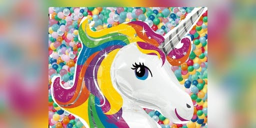 Unicorn Magic Paint Experience