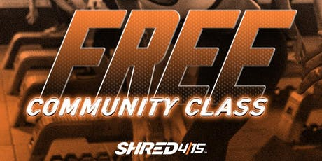 FREE Community Class at Shred415 San Ramon  tickets