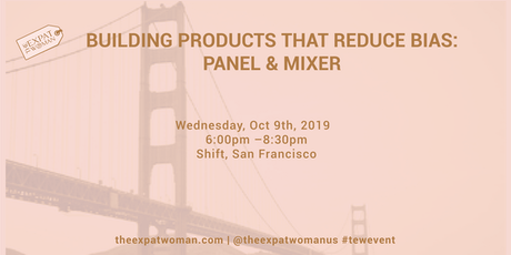 Building Products that Reduce Bias Panel and Mixer  tickets