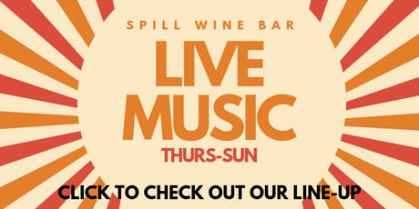 LIVE MUSIC LINE-UP tickets