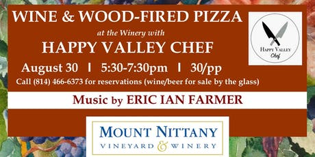 Wine & Wood-Fired Pizza with Happy Valley Chef tickets