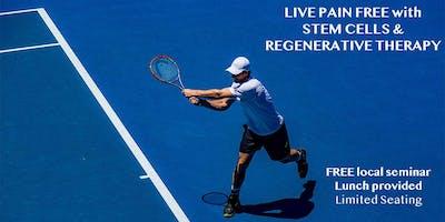 Free Seminar on Stem Cells & Regenerative Therapy