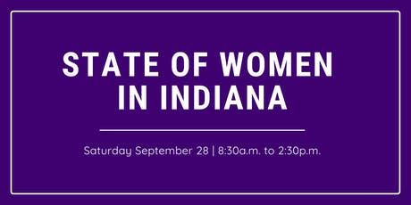 State of Women in Indiana tickets
