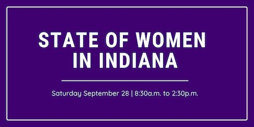 State of Women in Indiana