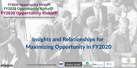 FY2020 Opportunity Kickoff! tickets