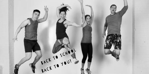Back To School, Back To You (health and fitness event)