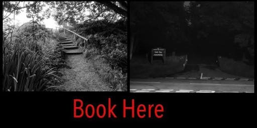 THE BLACK EYED CHILDREN  GHOST HUNT CANNOCK 6/12/19