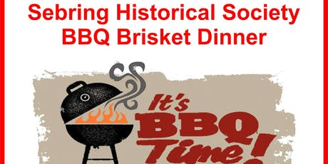 BBQ Brisket Dinner tickets