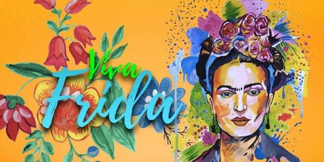 Frida Kahlo Margaritas & Paint tickets