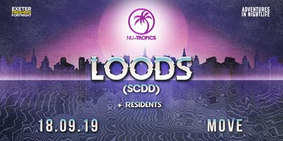 Nu-Tropics: Freshers launch w/ Loods