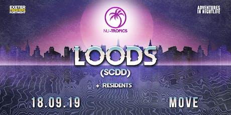 Nu-Tropics: Freshers launch w/ Loods tickets