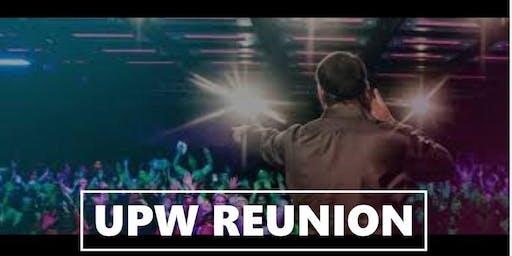 Tony Robbins UPW Reunion London