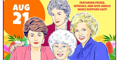 Golden Girls Trivia! Hosted by Nerdlife Trivia tickets