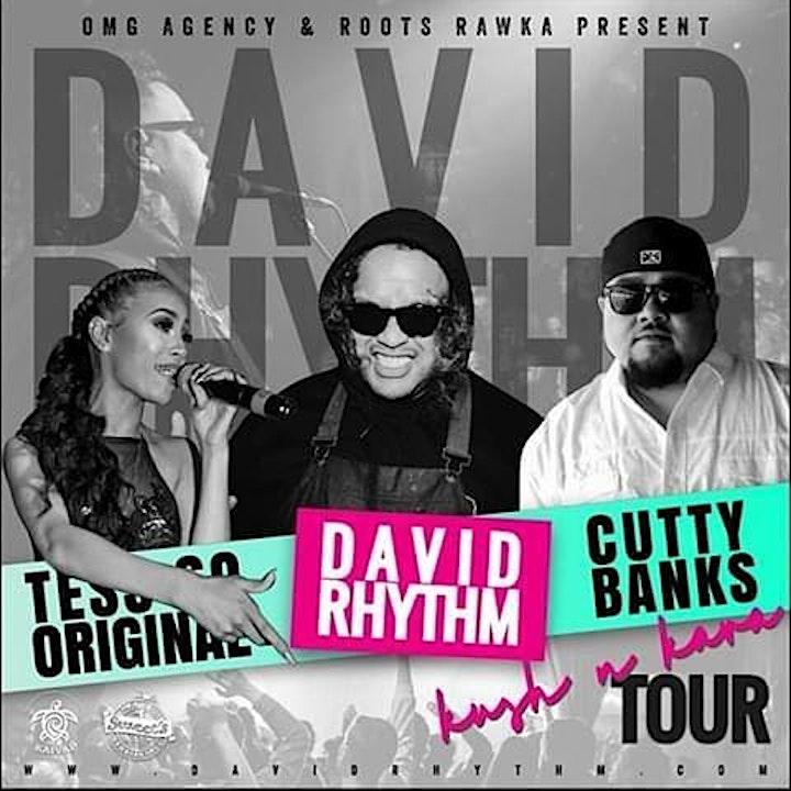 David Rhythm's Kush-N-Kava Tour: Phoenix, AZ image