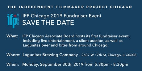 IFP Chicago's 2019 Fundraiser tickets