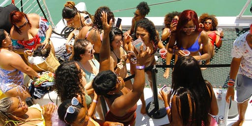 BOAT PARTY + PRE PARTY + BOAT PARTY + NIGHT PARTY