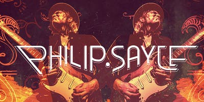 Guitar Phenom Philip Sayce (Jeff Healey, Melissa Etheridge) Live in Concert