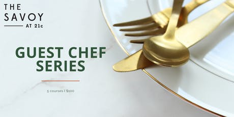 Guest Chef Series: The New Midwest tickets
