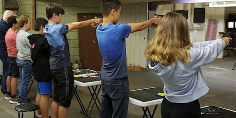 October Half Term Club Air Rifle/Pistol Shooting Addiscombe (Croydon) 23-24 Oct tickets
