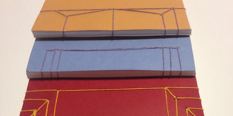 The Art of Japanese Book Binding with JoAnne Schiavone tickets