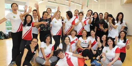 Peruvian Dance Class September  tickets