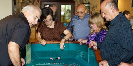 Casino Night 2020 - come and play for literacy tickets