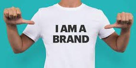 Personal Branding - Estabeleça a sua marca ingressos