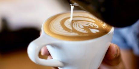 Latte Art Workshop  09-21-19 tickets