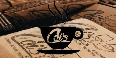 Tarot Readings By Graham at Cai's Cafe, Metuchen, NJ tickets
